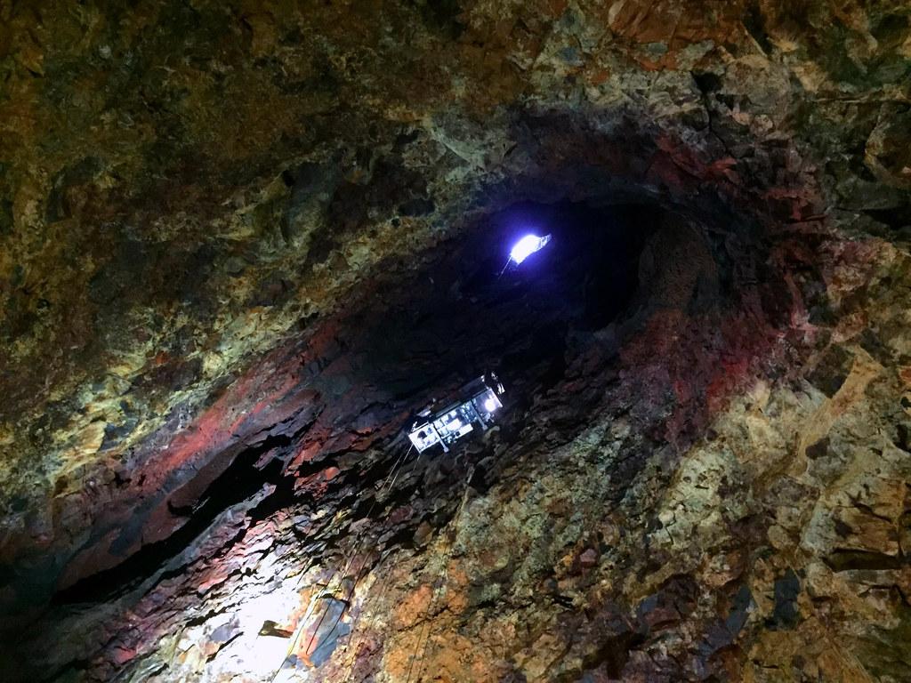 viaje al interior de la tierra a través de un volcán Islandés viaje al interior de la tierra a través de un volcán islandés - 24399064373 f32054f515 b - Viaje al interior de la tierra a través de un volcán Islandés