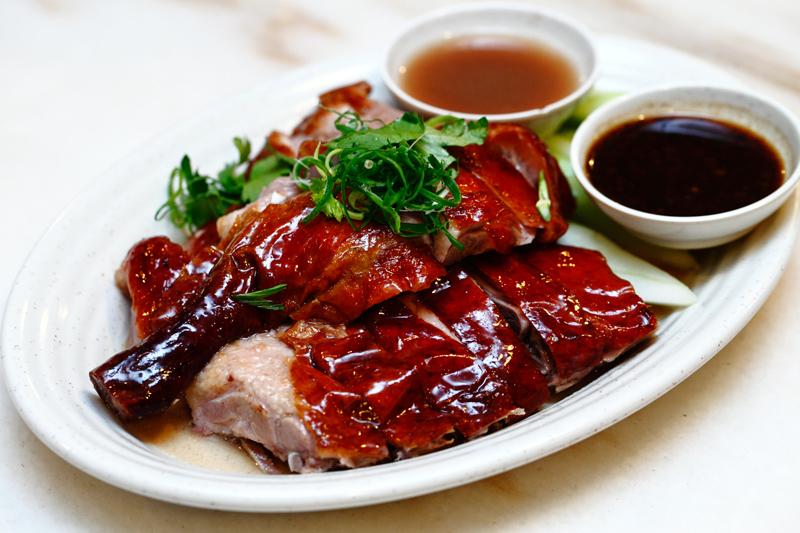 Sze Ngan Chye Roast Duck Kepong