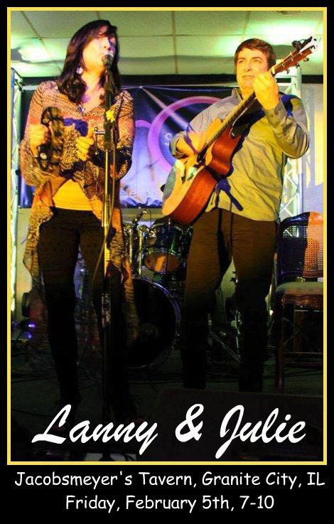 Lanny & Julie