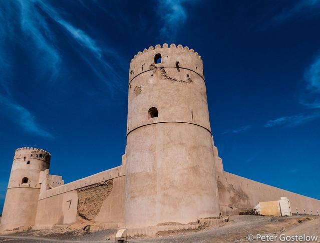 Fort in Al Suwayq