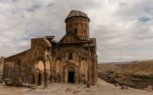Ani, Church of St Gregory of Tigran Honents (13th century