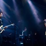The Kills - Twilight Concert Series, Pioneer Park, Salt Lake City, UT 8-6-15