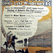 poster for opening of David Thompson Memorial Fort in Invermere BC by bbradleyaway