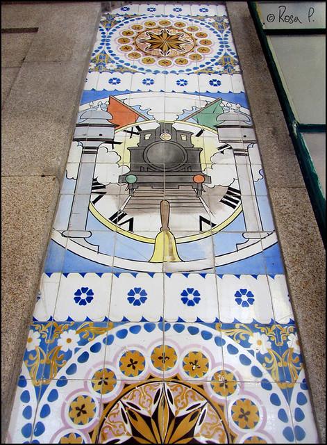Portugal - Porto - Gare