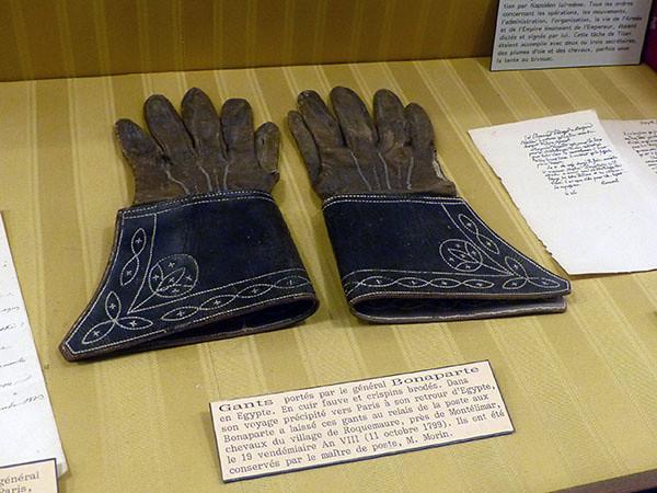 gants de Napoléon
