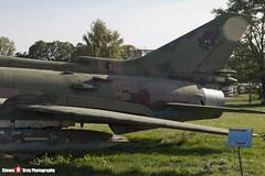 3005 - 23005 - Polish Air Force - Sukhoi SU-22M-4 - Polish Aviation Musuem - Krakow, Poland - 151010 - Steven Gray - IMG_0296