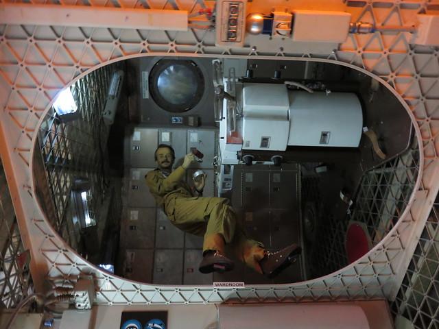 Skylab Mockup by Jean Martin