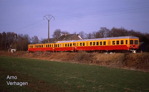 1999. TSP 4333, 732.10 en NMBS 4501 te Straimont
