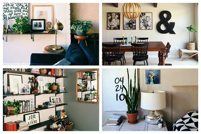 my top favorite homes on instagram