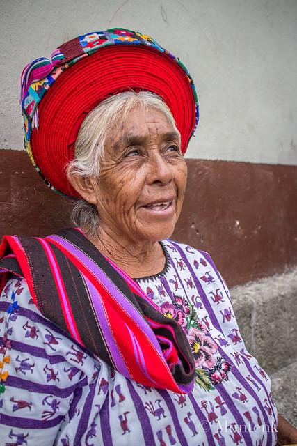 Craftswoman, Santiago de Atitlán, Guatemala (2015)