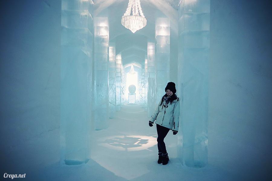 2016.02.25 ▐ 看我歐行腿 ▐ 美到搶著入冰宮,躺在用冰打造的瑞典北極圈 ICE HOTEL 裡 12.jpg