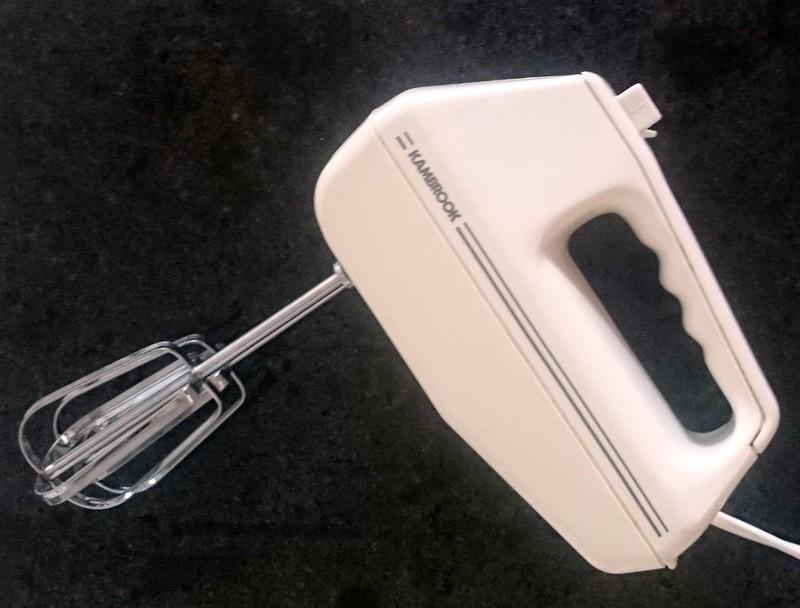 Kambrook mixer | Agent Mystery Case