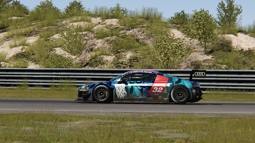 Audi R8 LMS - team Audi France - GT Tour 2011 - Assetto Corsa (8)