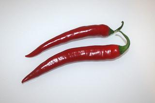 03 - Zutat Peperoni / Ingredient peperoni