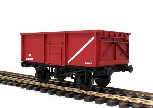 Ho scale wagon