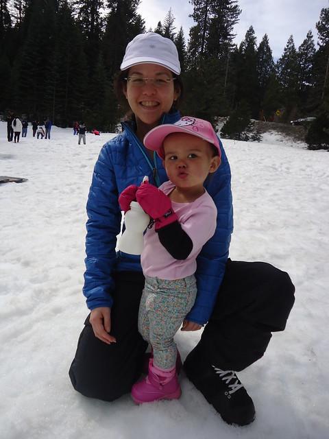 Yosemite Snow Trip 2016