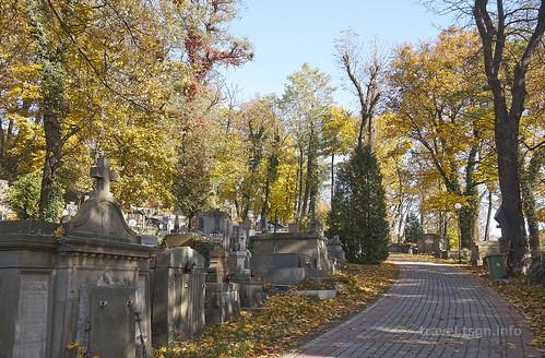 【写真】2015 東欧周遊 : リチャキフ墓地/2015-10-28/PICT4561