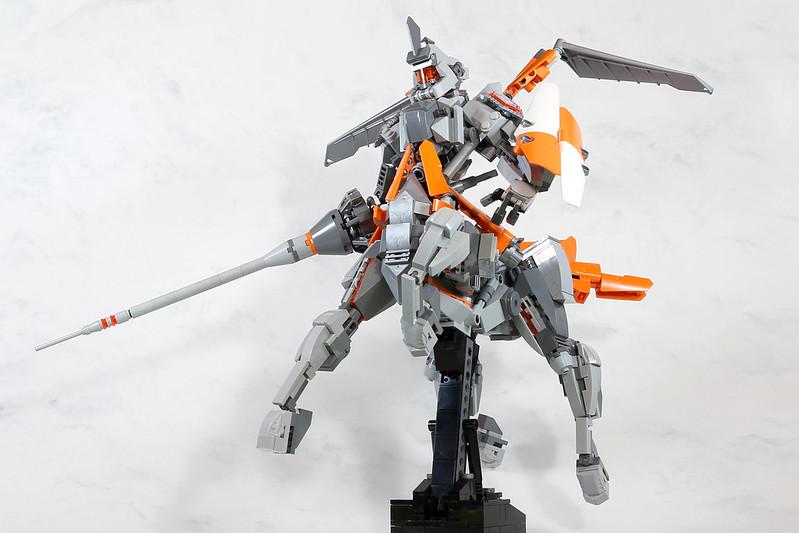 centaur lego moc