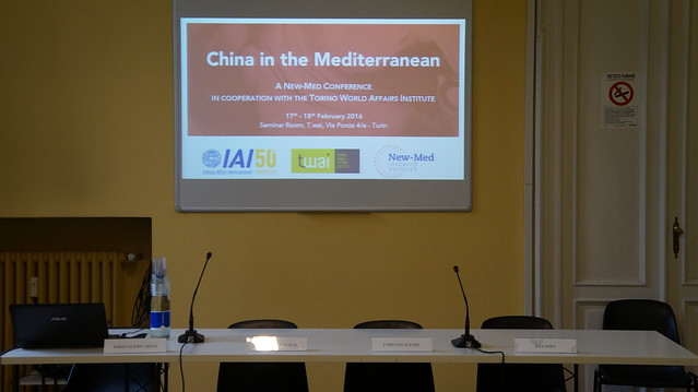 China in the Mediterranean