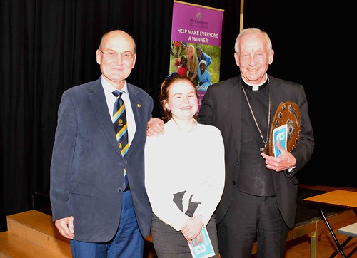 160225 -Catenian Public Speaking competition - St. Thomas the Apostle School - Nunhead