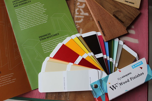 Asian Paints color kit