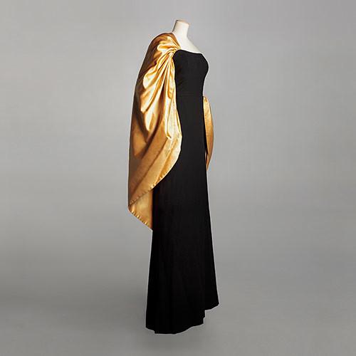 バレンシアガ イヴニング・ドレス