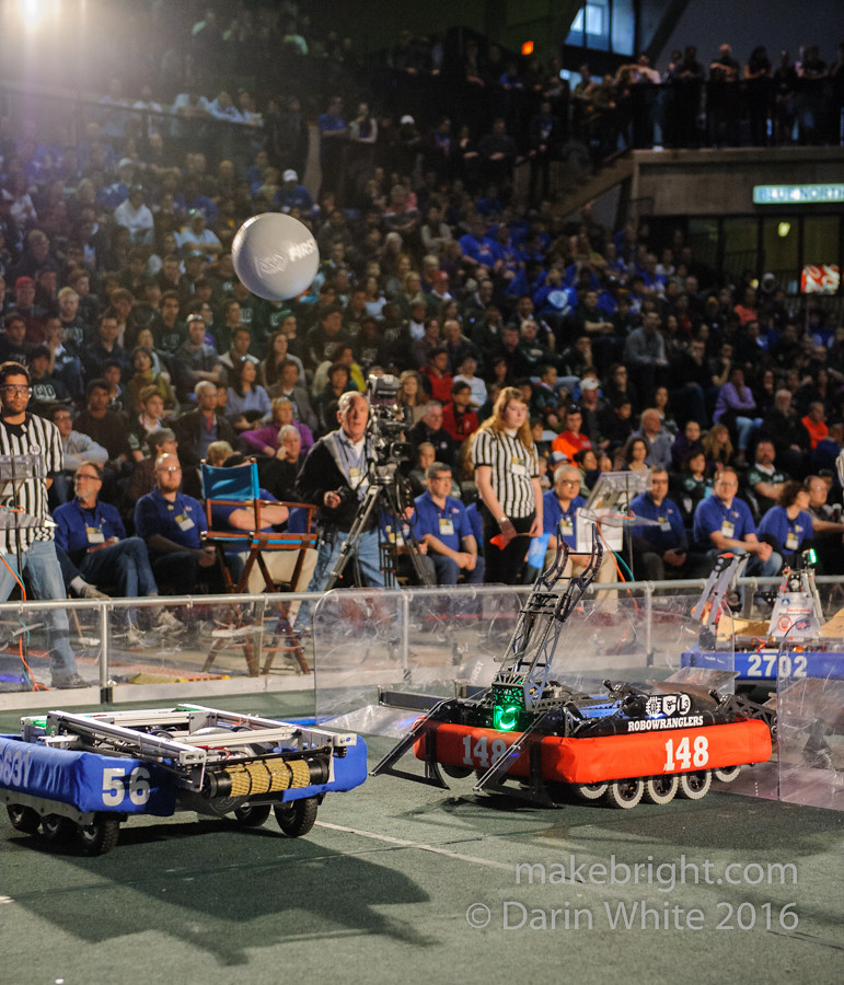 FIRST Robotics Regionals - UW - April 2016 266