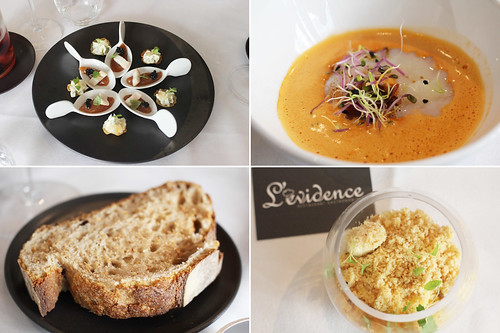 Restaurant L'evindence Tours (1)