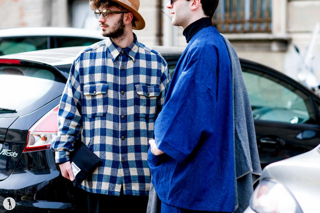 Street style - Milan Fashion Week RDT FW16-17 (3)