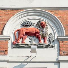 Kilburn's lion