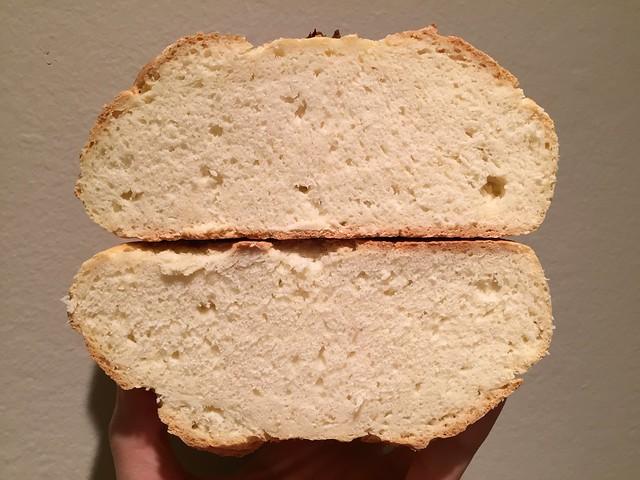 "Irish ""White"" Soda Bread"