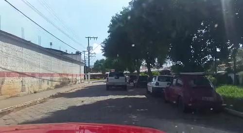 Estrada Real - Chegando em São Lourenço