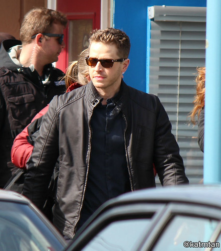 OUAT Filming (March 15, 2016)
