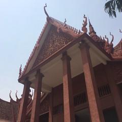 Phnom Penh: March 2016