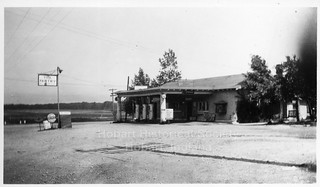 The Pantry, store operated by Cecil and Ruby Tonagel, NE corner of 73rd and S.R. 51.