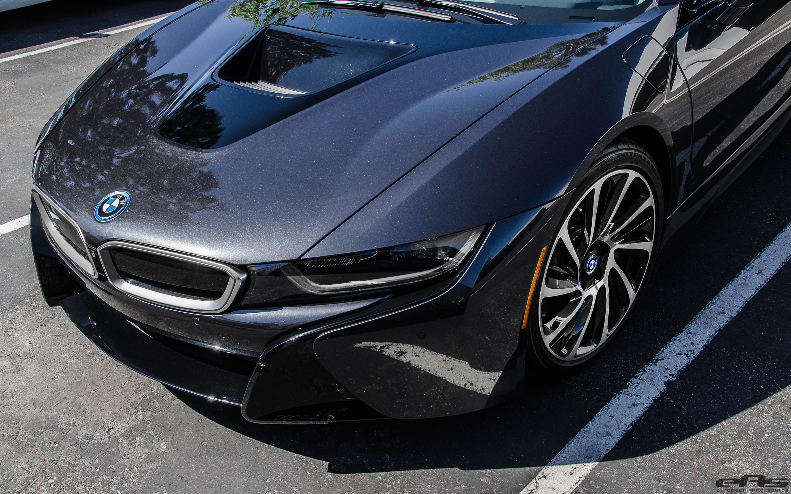 The Bmw I8 Bmw Performance Parts Services