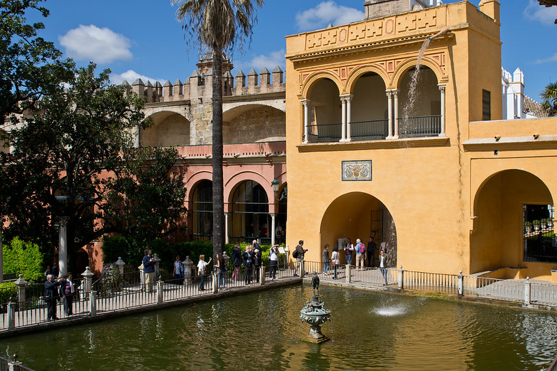Alcazar of Seville, Spain | packmeto.com