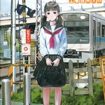 《Manga》Tetsudou Shoujo Hyakkei