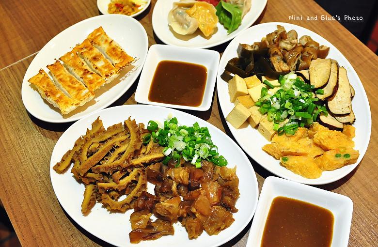 公益路麵店豪煮藝水餃牛肉麵20