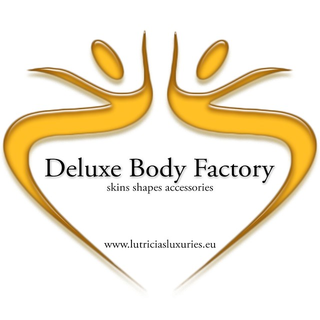 Deluxe Body Factory NEW logo - Lutricia Roux
