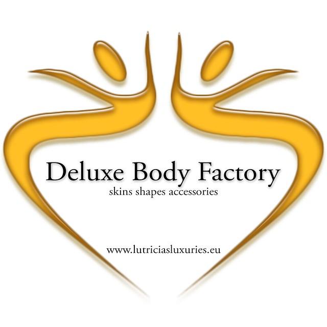 Deluxe Body Factory NEW logo - Lutricia Roux