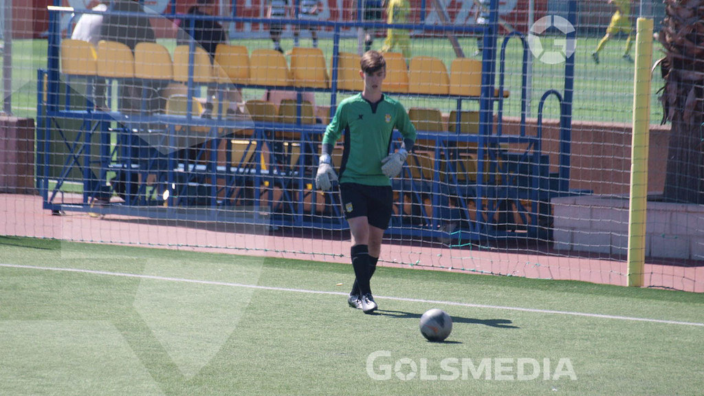 Liga Cadete. CD Roda - UD Alboraya (02/04/2016), Jorge Sastriques