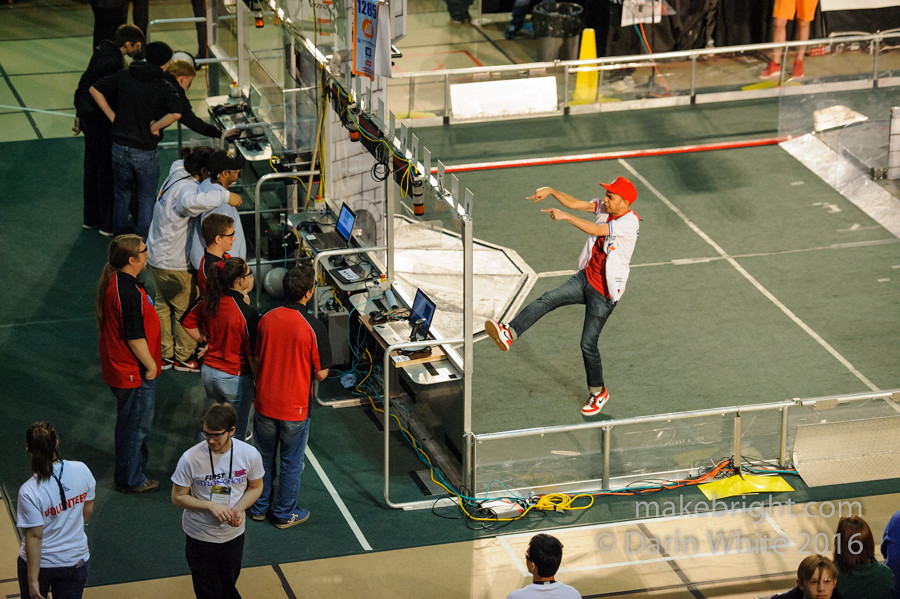 FIRST Robotics Regionals - UW - April 2016 067