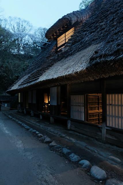Japan folk house museum 20