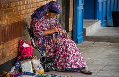 2016 - Mexico City - Roma Norte - Street Vendor
