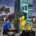 Electrical box art - Candace by pamlane