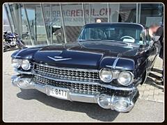 Cadillac Série 62 Sedan de Ville, 1959