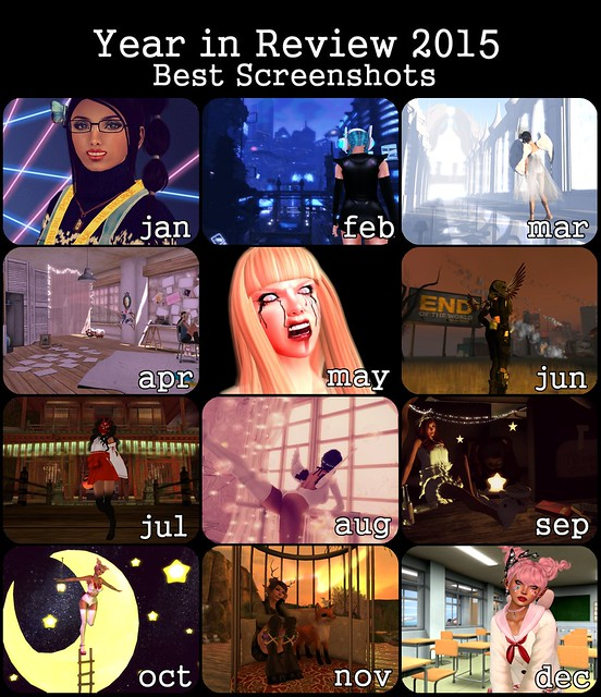 Year in Review SL - 2015 - Best Screencaps (text)