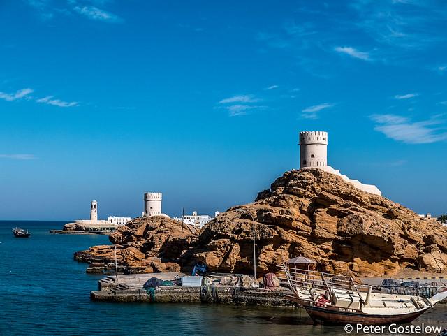 Seafront at Al-Ayjah