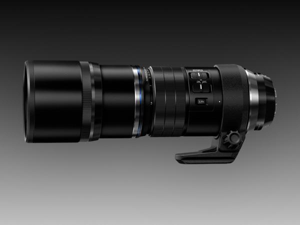 オリンパス 300mm F4.0 PRO